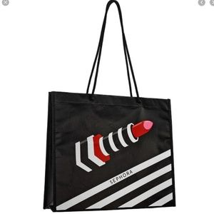 SEPHORA Holiday Reusable Tote Bag O/S